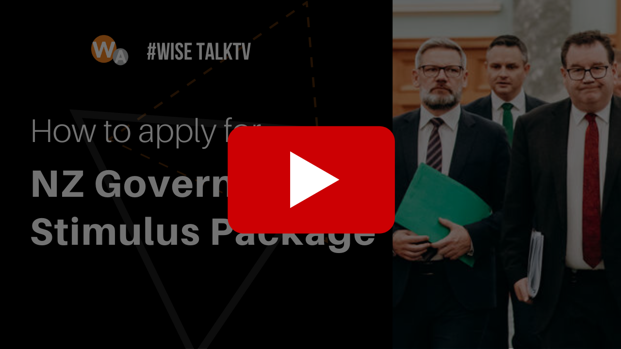 How to apply for NZ Government Stimulus Package towrds COVID-19