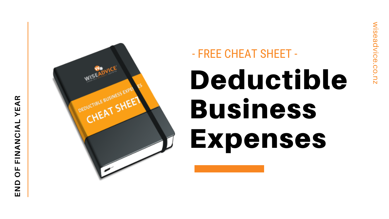 deductible expense cheatsheet